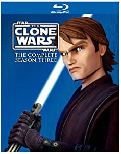 Star Wars: The Clone Wars - Season 3 [Blu-ray]