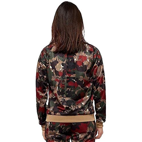 adidas Originals Damen Übergangsjacken PW HU Hiking SST Track Camouflage 32