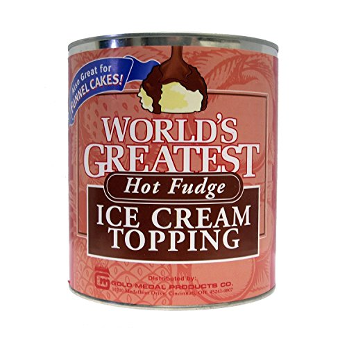 Hot Fudge Ice Cream Topping - Gold Medal World's Greatest Hot Fudge Topping