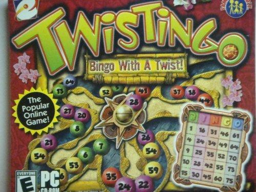 PC Game Twisting Bingo with a Twist {Win 98se/ME/2000XP}