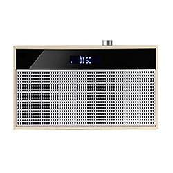 Britz BZ-T7700 Premium Wireless Bluetooth CD Micro Audio Speaker, Line-In, AUX, USB, FM, Timer, Clock, LCD Display, Alarm