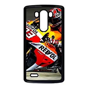 Marc Marquez For LG G3 Csae protection phone Case FXU308588