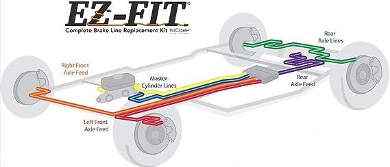 AGS CNC141KIT Ez-Fit Nicopp Kit
