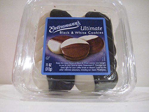 Entenmann's Ultimate Black & White Cookies, -