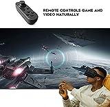 DESTEK 2021 V5 VR Headset, 110°FOV Anti-Blue Light