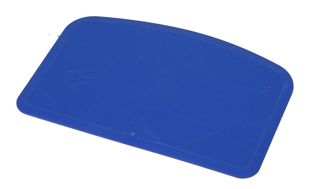 Maya 71911 - Espátula Flexible, Metal Detectable y Rayos X, 146 x 98 x 1,65 mm, Azul: Amazon.es: Industria, empresas y ciencia
