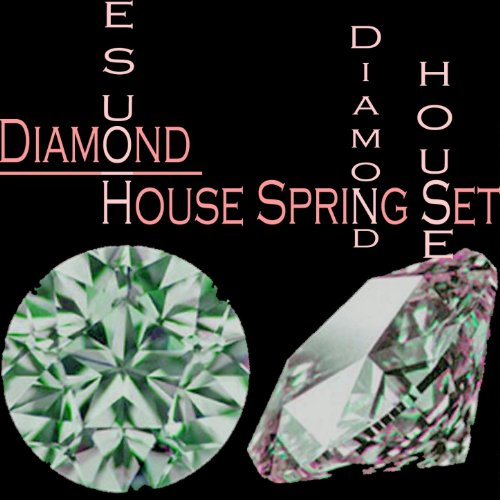 Diamond house spring set by various artists on amazon for House music set