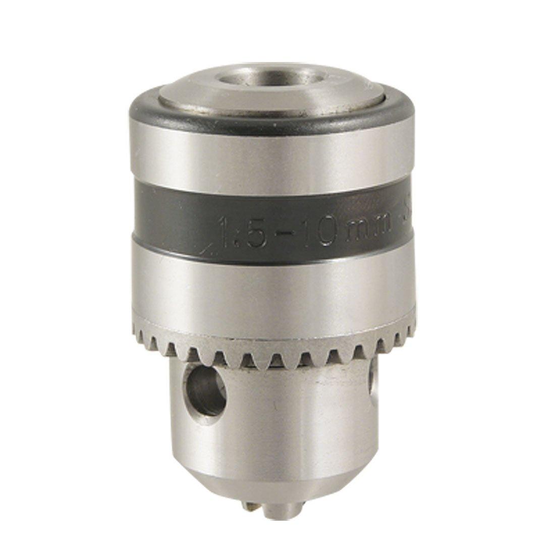 Capacité de 1, 5 à 10 mm bronze B12 Clé pour mandrin porte-foret conique 5 à 10 mm bronze B12 Clé pour mandrin porte-foret conique Sourcingmap a11060700ux0178