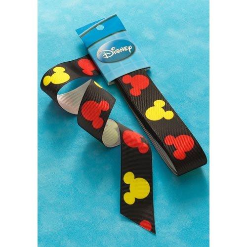 Mickey Ribbons - 3 yds. of 1
