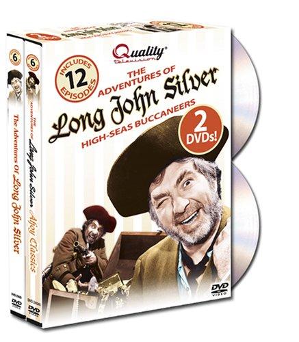 The Adventures of Long John Silver: High-Seas Buccaneers -