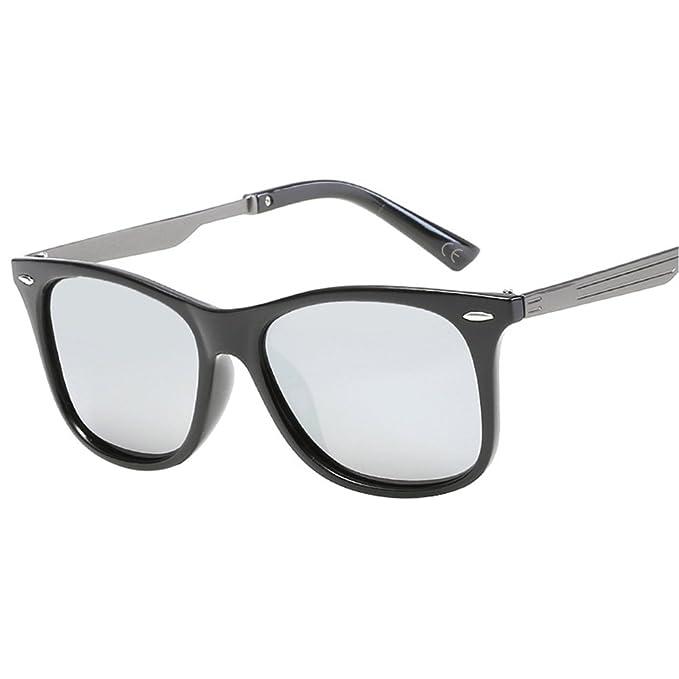 BVAGSS Gafas De Sol Polarizadas UV400 Moda Para Conducción Pesca Esquiar Golf Aire Libre Para Mujer