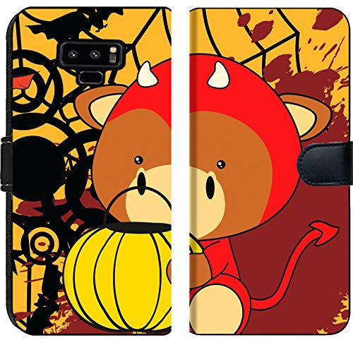 Liili Premium Samsung Galaxy Note9 Flip Micro Fabric Wallet Case Bull Baby Cartoon Halloween Costume Background in Vector Format Image ID 31086697 -