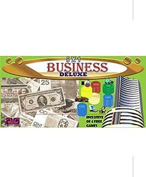 Ajanta Deluxe Business (Multicolour)