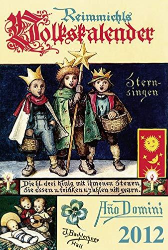 Reimmichls Volkskalender 2012: Ausgabe Südtirol