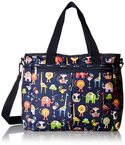 LeSportsac Women's Ryan Baby Tote, Zoo Cute ()