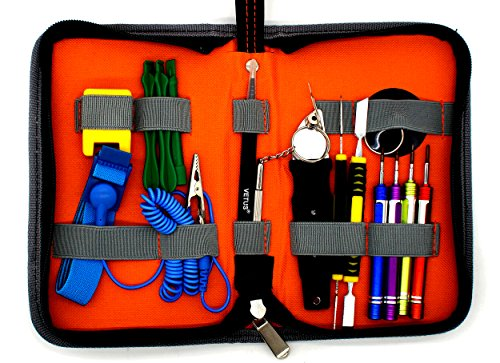 COHK Brand New Repair Tool Kit for iPhone 7, Precision Screwdriver Set for iPhone 7/Mobile Phone and other Devices by COHK