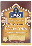 DARI Whole Wheat Couscous, 17.6-Ounce (Pack of 4)