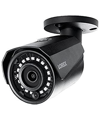 Lorex 4MP HD IP LNB4421B Bullet Camera with Color Night Vision by Lorex