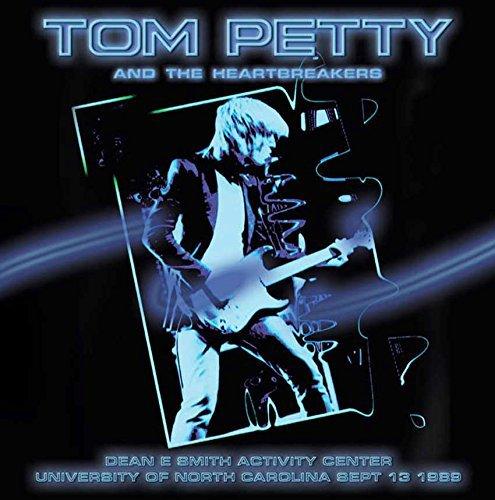 Price comparison product image PETTY,  TOM & THE HEARTBREAKERS - DEAN E SMITH ACTIVITY CENTER 1989