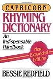 Capricorn Rhyming Dictionary