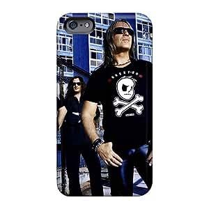 Iphone 6 OVi19897bOdT Support Personal Customs Trendy Helloween Band Pictures Excellent Hard Phone Cases -LauraAdamicska