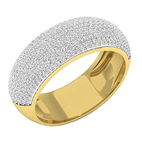anello diamanti uomo