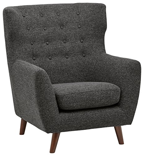 Rivet Hawthorne Mid-Century Tufted Modern Accent Chair