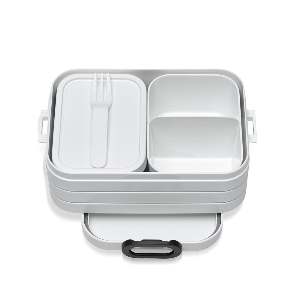 MEPAL Bento - Lunchbox Take a Break midi a Weiay, Tpe/Pp/Abs, bianco, 0 mm 107632130600