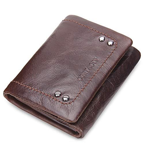 Dig dog bone Men's Wallet Fashion Leather Card Bag for sale  Delivered anywhere in USA