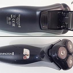 Amazon.es:Opiniones de clientes: Remington PowerSeries PR1230 - Afeitadora rotativa, tecnología PowerFlex 360, ActiveContour, cortadores de doble pista