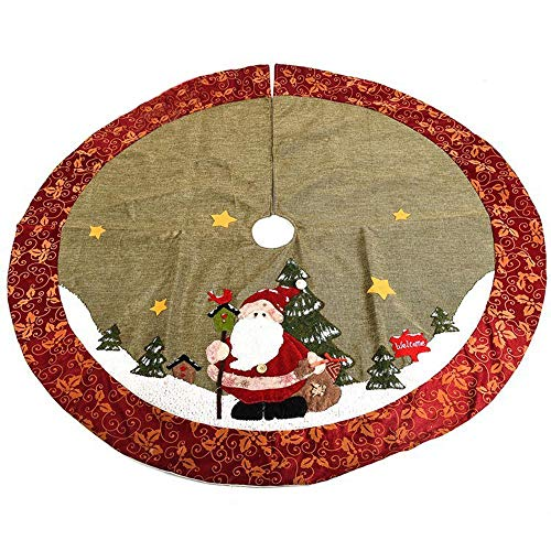 Which are the best nautical xmas tree skirt available in 2018?