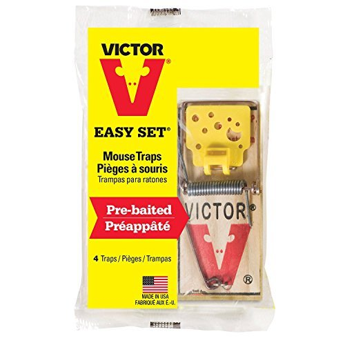 Victor Easy Mouse Traps Pack