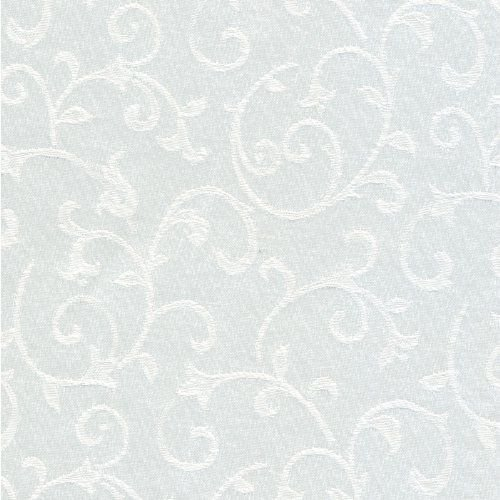 Lenox Opal Innocence 70-Inch Round Tablecloth, White