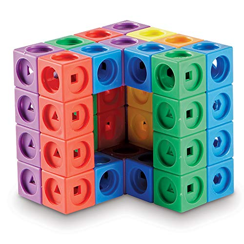 - Learning Resources Stem Explorers: Mathlink Builders, 100Piece