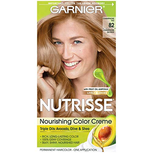 Garnier Nutrisse Haircolor - 82 Champagne Blonde 1 Each (Pack of -