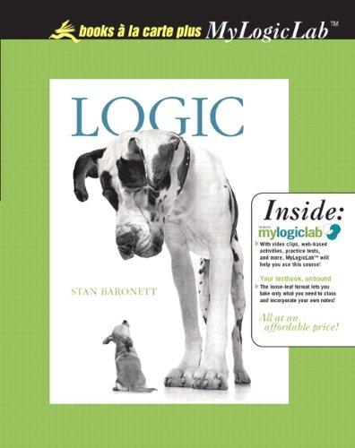 Logic, Unbound (for Books a la Carte Plus)