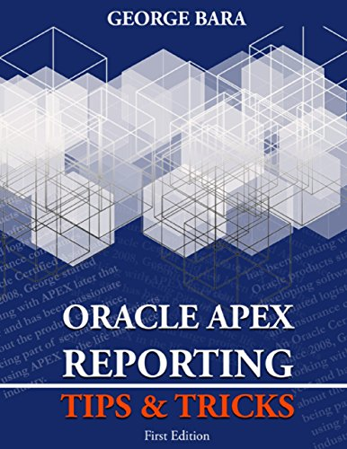 Download Oracle APEX Reporting Tips & Tricks Pdf
