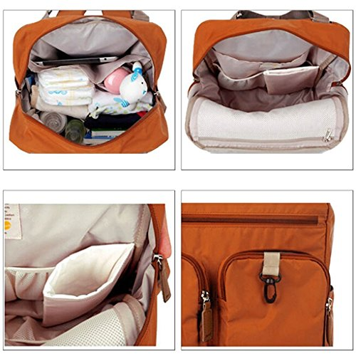 yuhan baby diaper bag travel backpack shoulder bag fit stroller changing pad buy online in uae. Black Bedroom Furniture Sets. Home Design Ideas