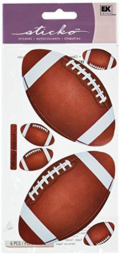 - Sticko Stickers, Footballs