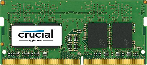 Crucial-16GB-Single-DDR4-2400-MTs-PC4-19200-DR-x8-Unbuffered-SODIMM-260-Pin-Memory-CT16G4SFD824A