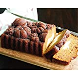 Nordic Ware Harvest Bounty Loaf Pan, One