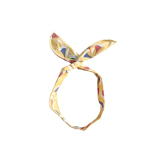 qinlee cinta diseño de hojas Cintas para el pelo Yoga ...