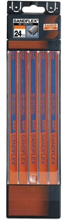 Bahco 3906-300-24-5P BH3906-300-24-5P: Amazon.es: Bricolaje y herramientas
