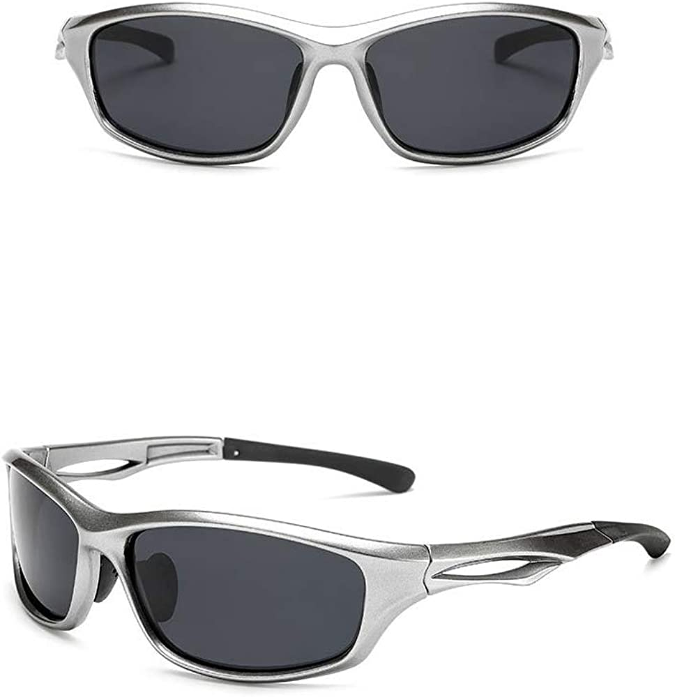 motorbike UV400 sports sunglasses perfect for cycling Sunglasses for men /& women polarised fishing running /& sports in general