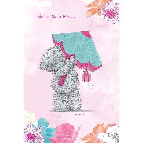 Like A Mum Youre Me to You Muttertagskarte