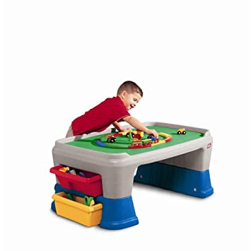 Little Tikes Easy Adjust Play Table, Puzzles - Amazon Canada