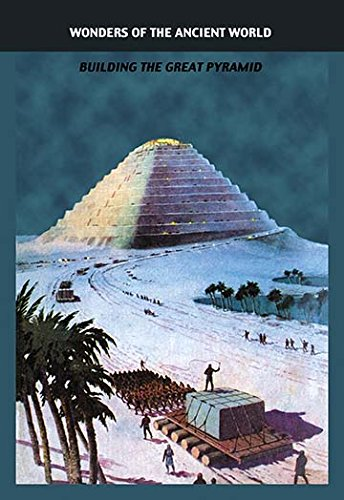 Wonders of the Ancient World 12x18 Giclee on canvas