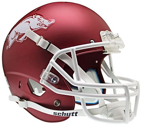 NCAA Arkansas Razorbacks Replica XP Helmet - Arkansas Razorbacks Mini Helmet