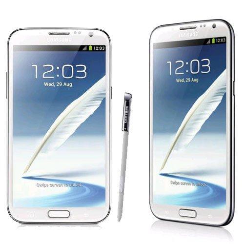 Samsung Galaxy Note II Quad-Band GSM Smartphone Unlocked - White ()