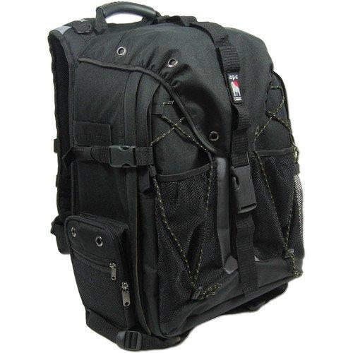 ACPRO2000 Digital SLR and Laptop Backpack (Black) [並行輸入品] B07MCGD3BT